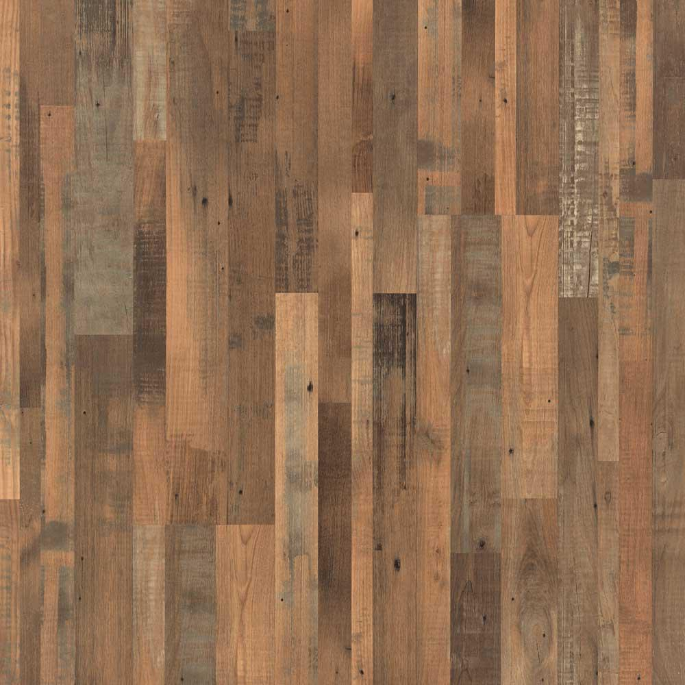Dielenboden Textur Pergo Xp Reclaimed Elm 8 Mm Thick X 7-1/4 In. Wide X 47-1
