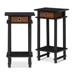 Small Crop Of Tall End Tables