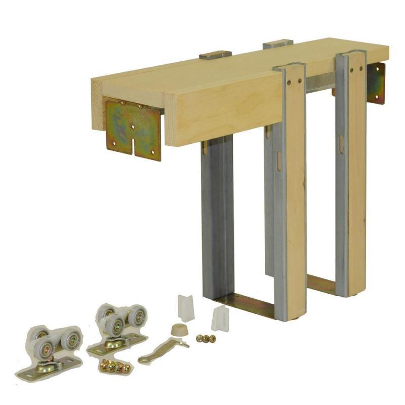 Large Of Pocket Door Frame