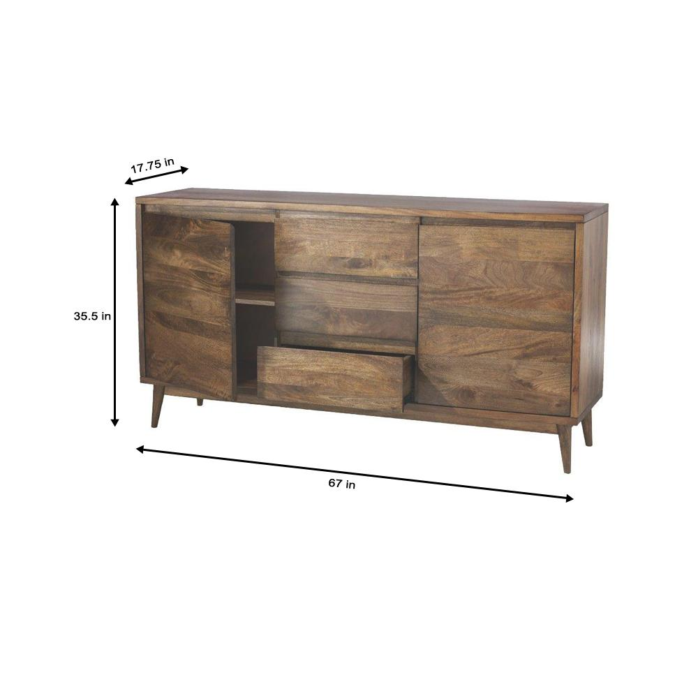 Buffet Sideboard Fantastic Furniture Home Decorators Collection Conrad Antique Natural Buffet 7761600950
