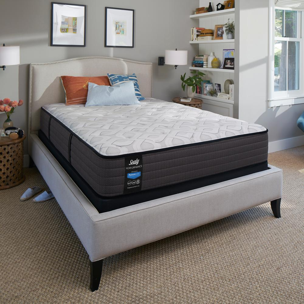 Sealy Response Performance 125 In King Cushion Firm