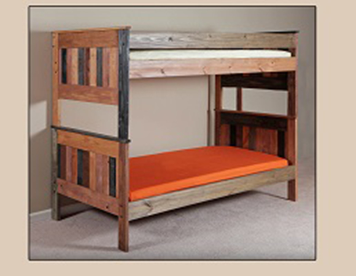 Stackable Twin Beds Chelsea Home Twin Twin Stackable Bunk Bed Multi Color