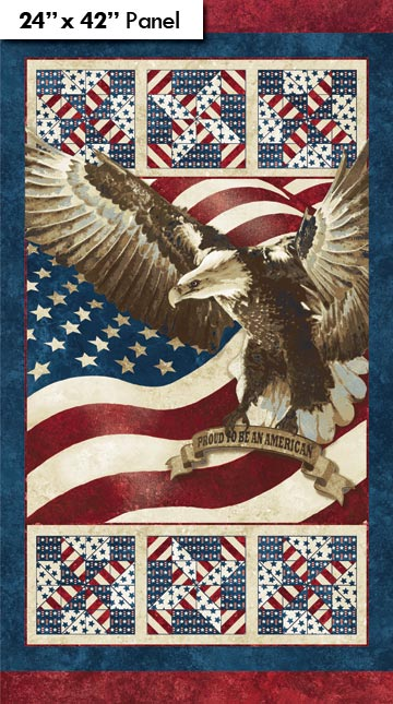 Eagle Wallpaper Iphone X Statue Of Liberty 24 Quot Panel Stars And Stripes By Linda