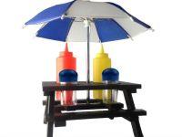 Accessory Shop Caravan & Motorhome Umbrella Picnic Table ...