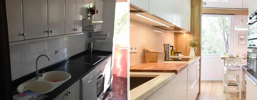 Alte Küchen Aufpeppen
