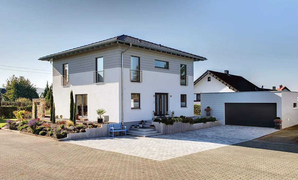 Fingerhaus Gmbh Detached Home By Fingerhaus Gmbh Bauunternehmen In Frankenberg