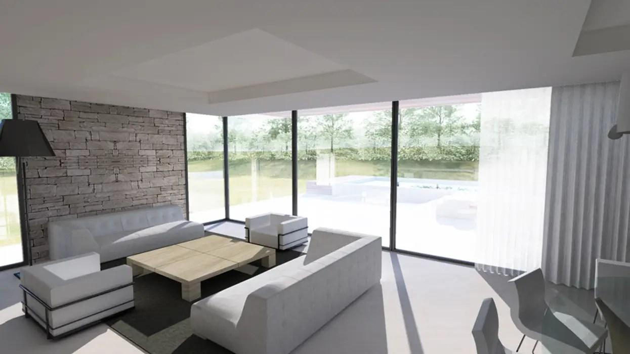 Interieur De Maison Moderne | Decoration Interieur Maison Moderne ...