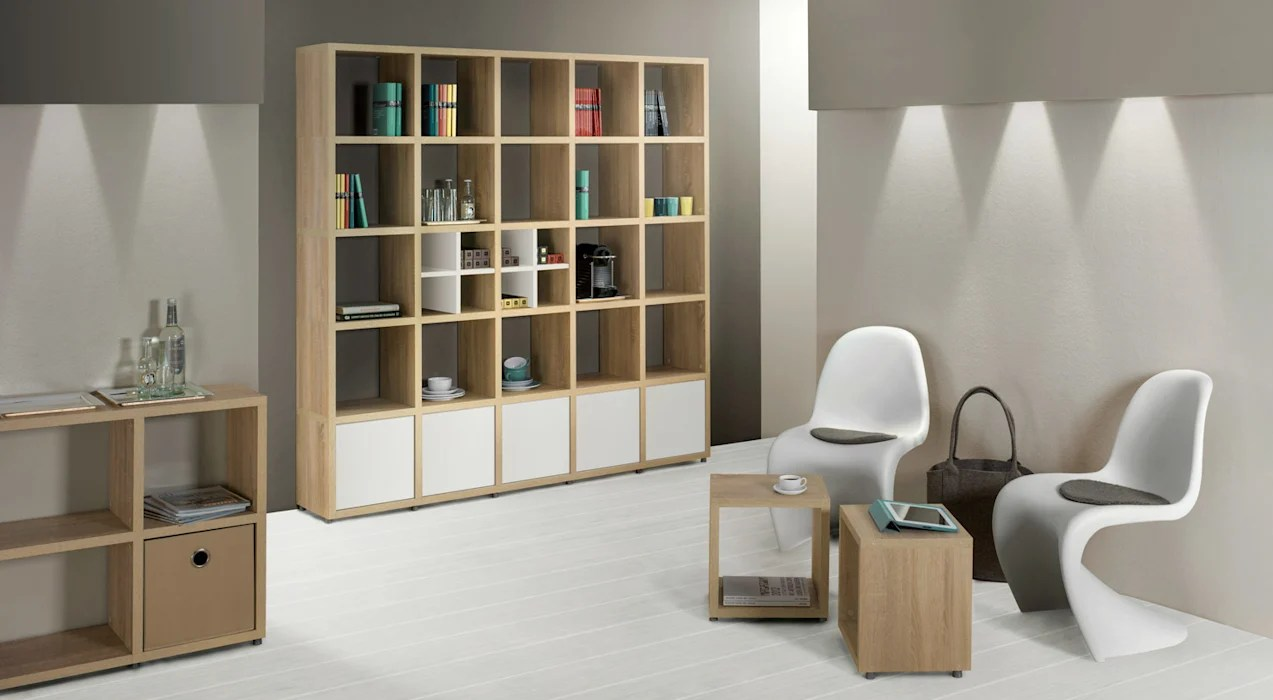 Regalraum Boon Boon Cube Storage Units Corridor Hallway By Regalraum Uk Homify