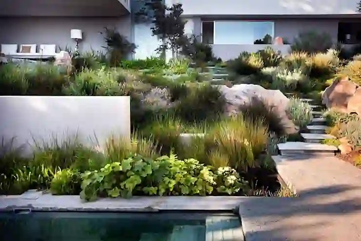 Hanggarten Mit Steinen How To Design Your Garden If You're Stuck On A Slope