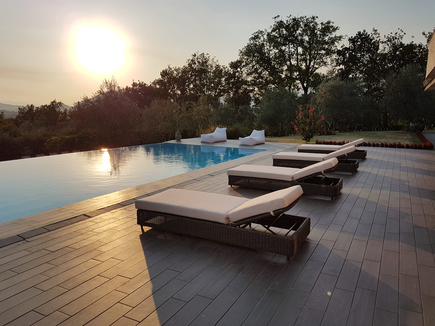 Arredamento Bordo Piscina Homify Italia On Flipboard