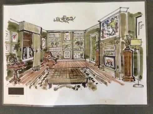 Gentleman39s Study By Elephant Interior Exterior Design