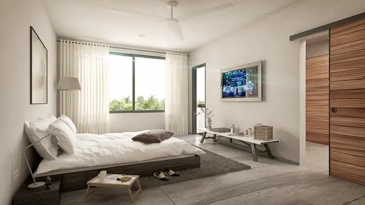 Cómo decorar tu cuarto si eres un hombre soltero - Decoracion De Recamaras Para Jovenes Hombres