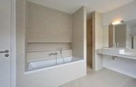 Badezimmer mit duschnische: moderne badezimmer von mhring ...