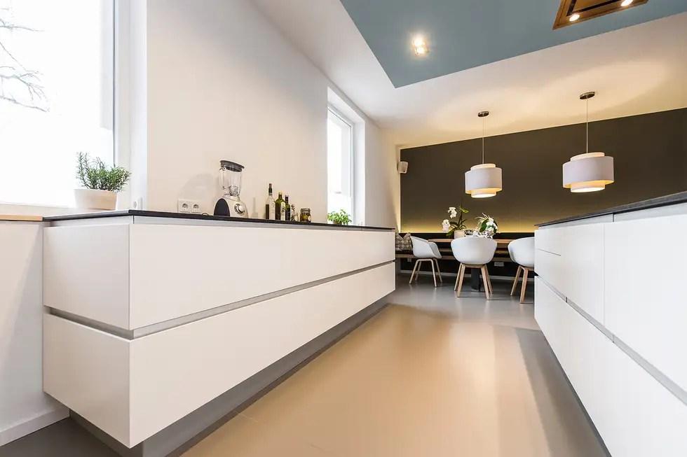 ... Moderne Küche Bilder Offene Küche Mit Essbereich Homify   Kche Mit  Essbereich ...