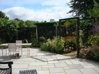 modern Garden photos: Long, narrow, contemporary garden ...