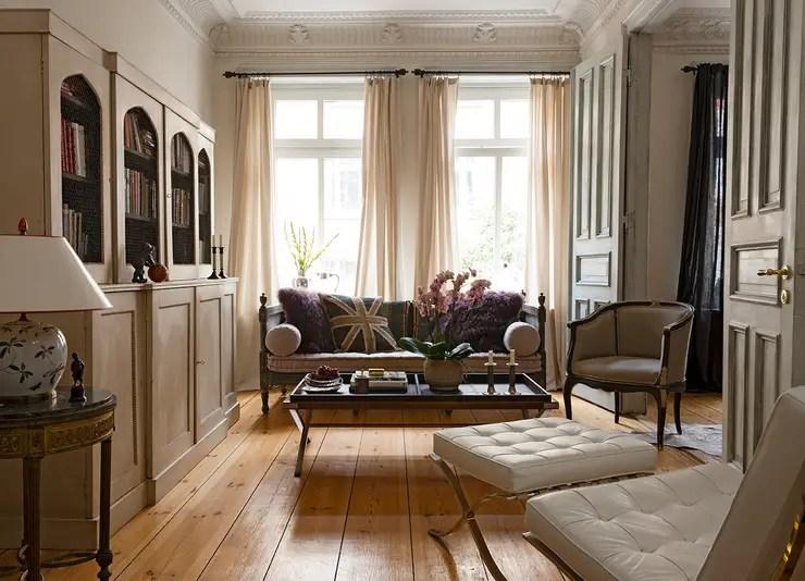 Amerikanischer Landhausstil Schlafzimmer  Wohnzimmer Streichen In 10 Inspirierenden Farben