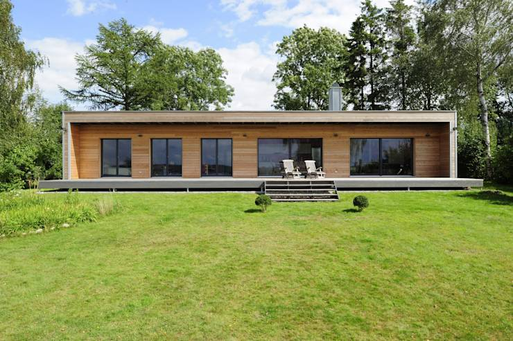 Tuinkantoor Prijzen The Beautiful Wooden Home With A Surprise Inside (you'll