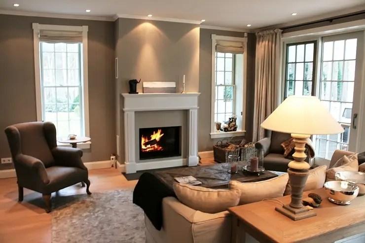 Amerikanisches Wohnzimmer Modern  Amerikanische H228;user Wohnen Mit Us Flair