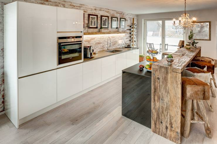 Küche Cottage Magnolia