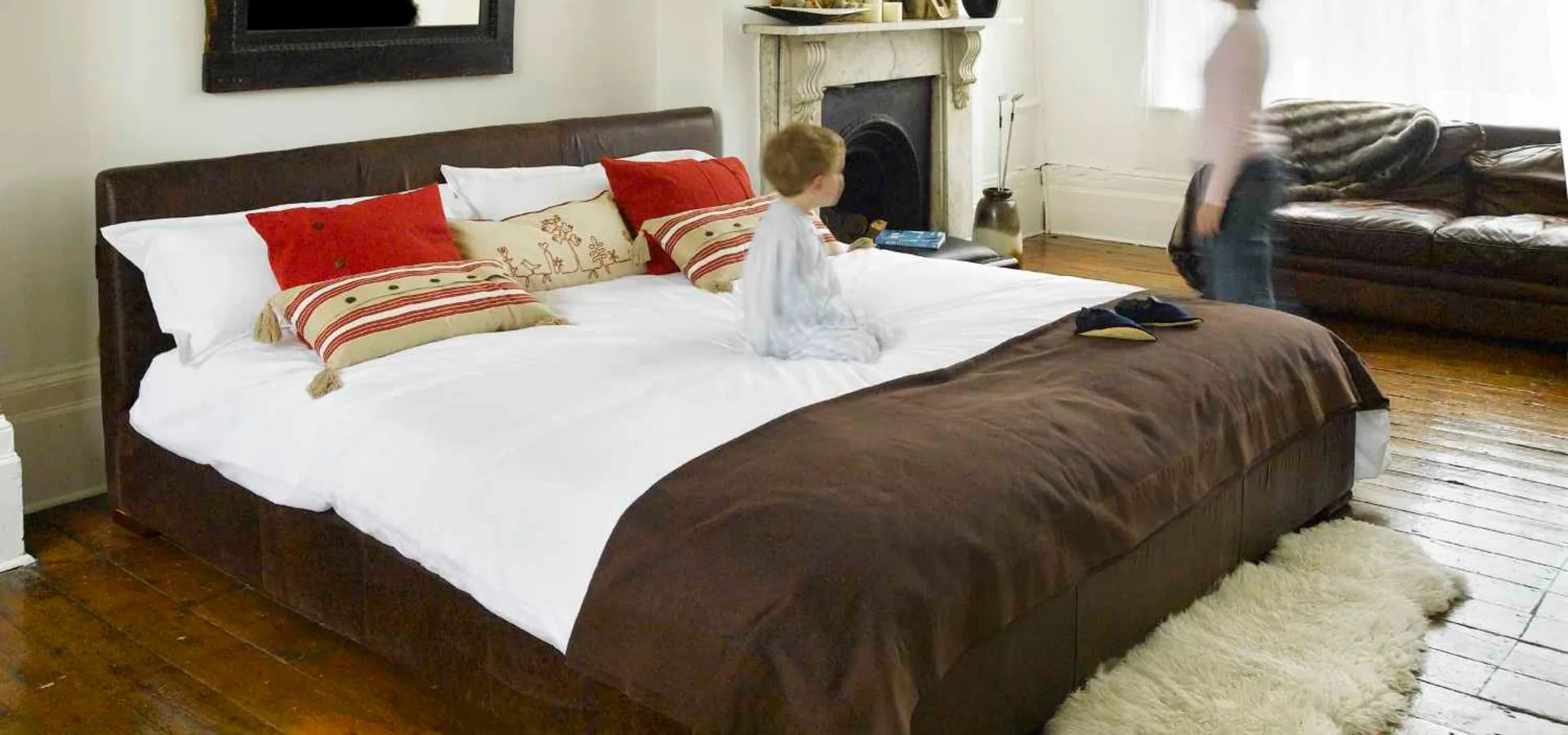 Emperor Bed Larger Beds Including Emperor Size By The Big Bed Company Homify
