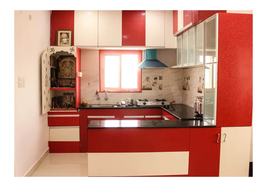 Kitchen Design Online Shopping India 10 Pictures Of Pooja Rooms In Kitchens