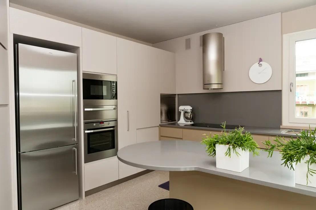Cucina Ad Angolo Piccole Dimensioni   Cucine Di Piccole Dimensioni ...