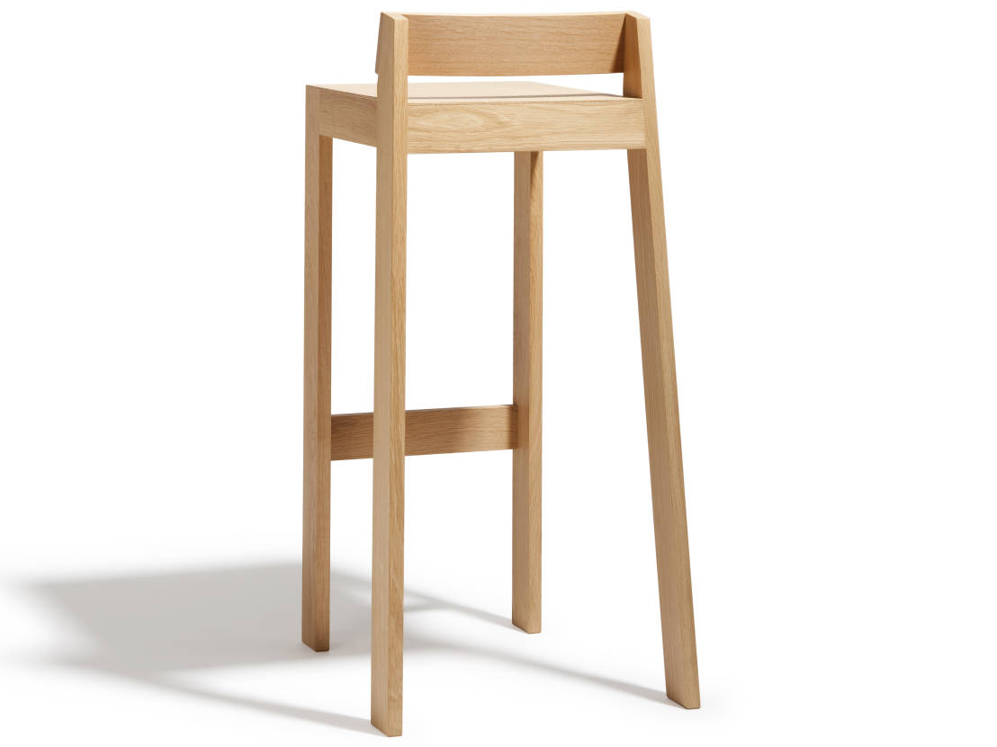 Tabouret Bar En Bois Tabourets De Bar Design En Bois 100 Made In France Par