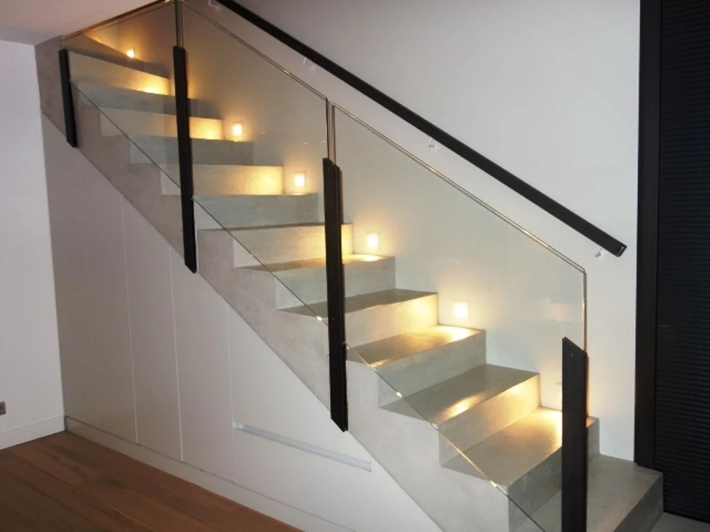 Eclairage Escalier Eclairage Cage Escalier Amazing Luclairage Led With