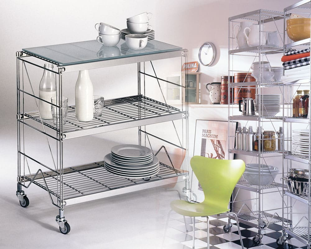 Etagair Regal Lothar John Tischkultur Kitchenstorage Iron/steel | Homify