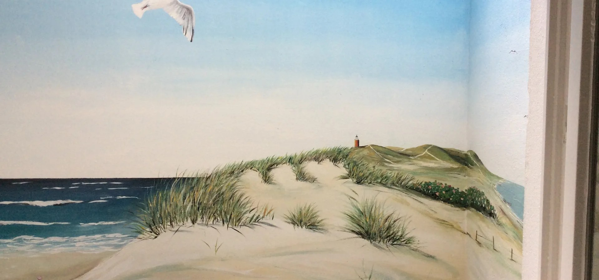 Wiegand Sylt Sylter Panoramablick Kampen Von Janine Wiegand Kunstmalerin Homify