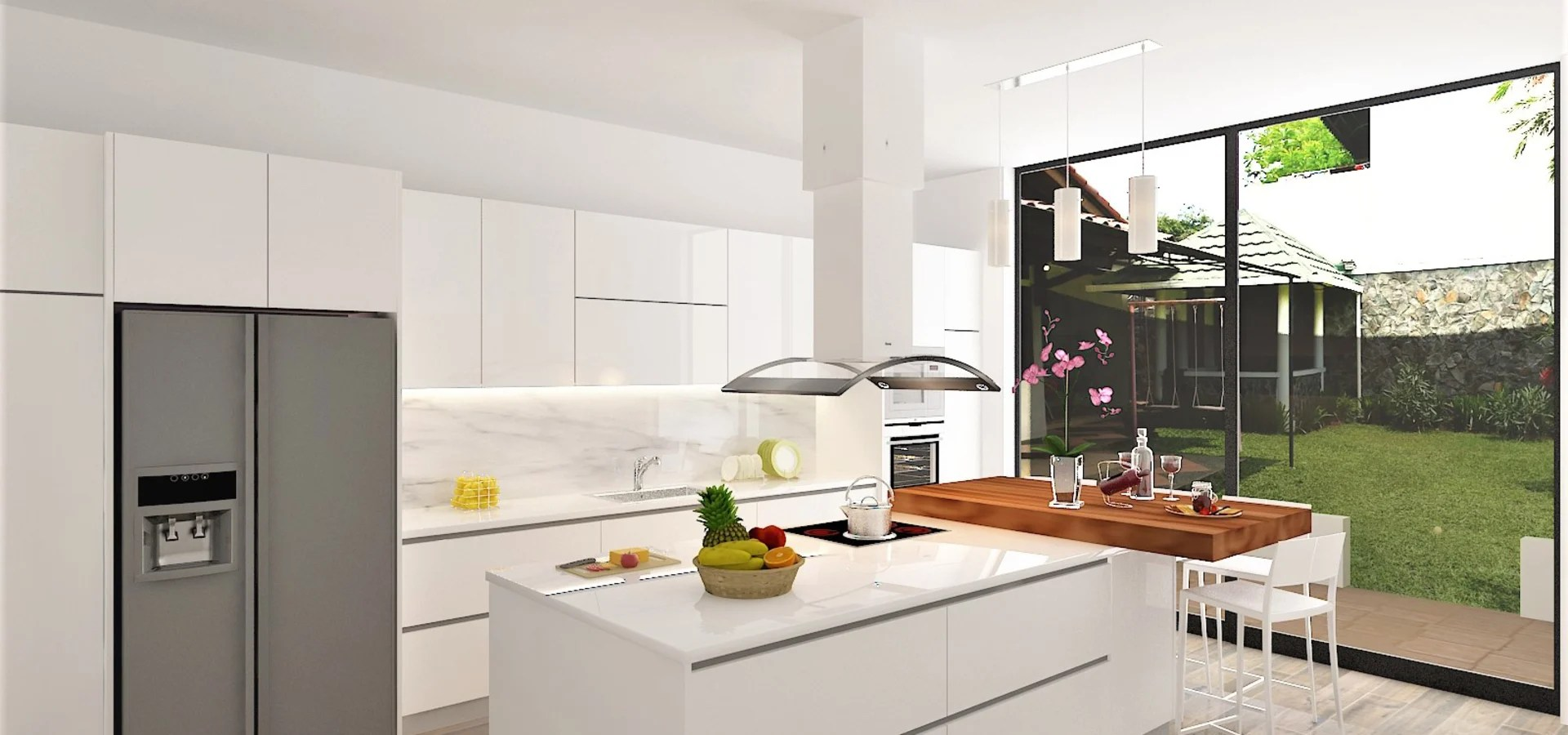 Design Kitchen Set Minimalis Modern Kitchen Set Modern Minimalist By Claire Interior Design Building