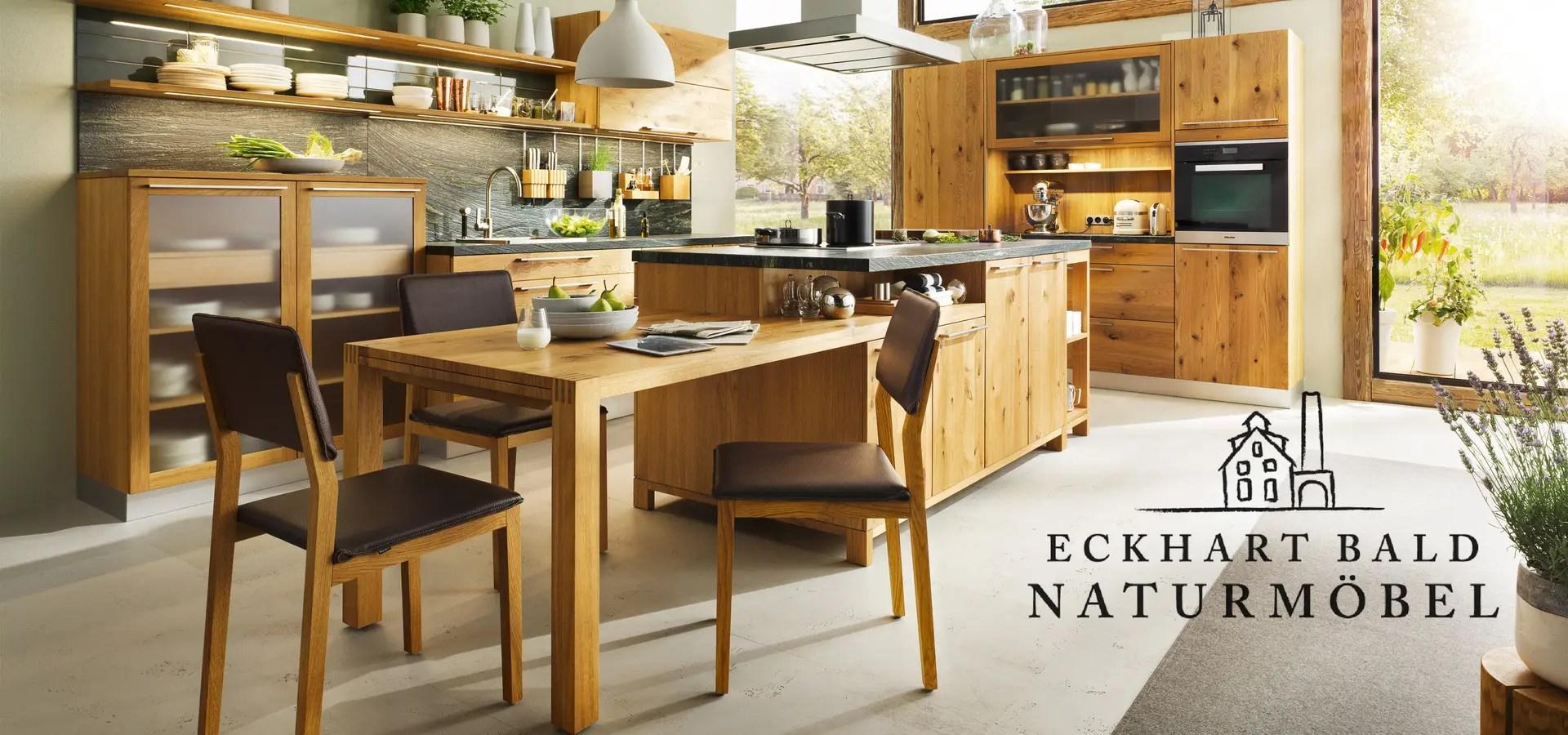 Team7 Küchen Bilder | Kücheninsel K7 Holz Nussbaum Natur Geölt