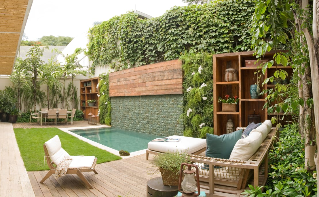 Ideas Para Decorar Patios De Casas Como Decorar El Patio De Mi Casa, 14 Ideas Geniales
