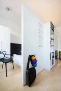 Wohn Und Schlafzimmer In Einem Raum | Badezimmer ...