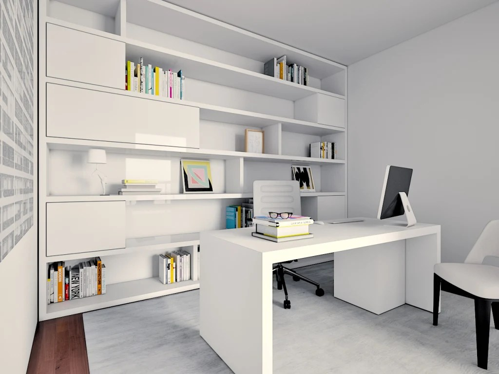 Myway Design Moderne Arbeitszimmer Homify