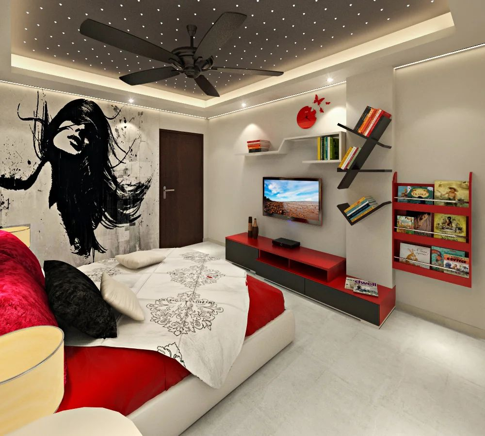 home interior design for 3bhk flat