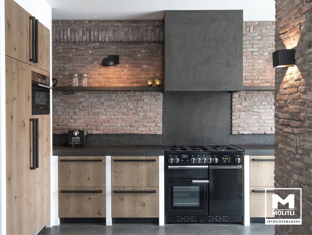Molitli Keuken Kitchen By Molitli Interieurmakers Homify