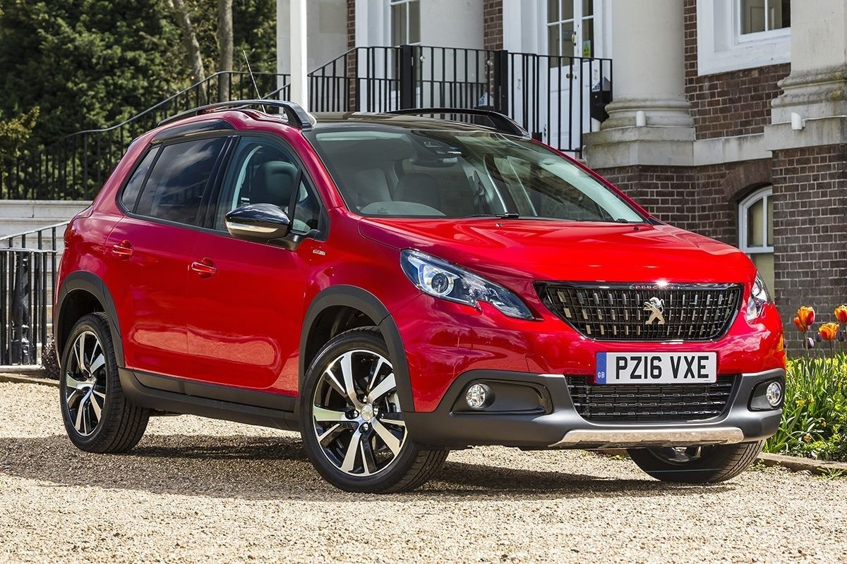 Peugeot 2008 Automatic Review Peugeot 2008 Puretech 110 Eat6 2016 Road Test Road Tests