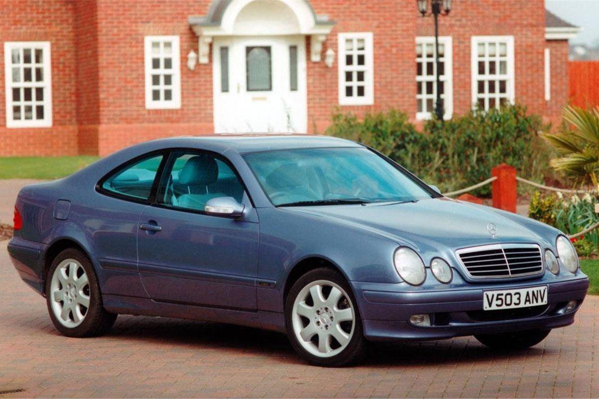 Car Dash Wallpaper Mercedes Benz Clk Class 1997 Car Review Honest John
