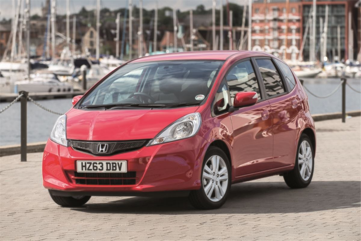 Honda Jazz Used Car Review Honda Jazz 2008 Car Review Honest John
