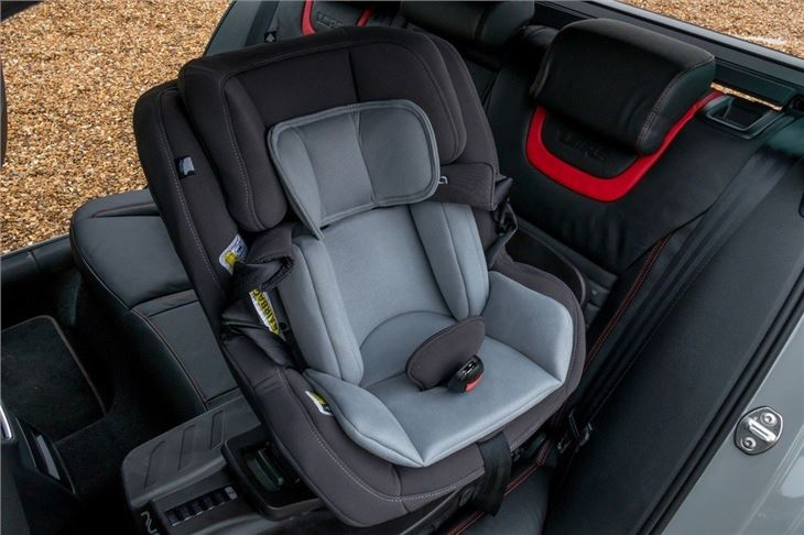 Joie Stages Isofix Adac Test Review Nuna Rebl Product Reviews Honest John