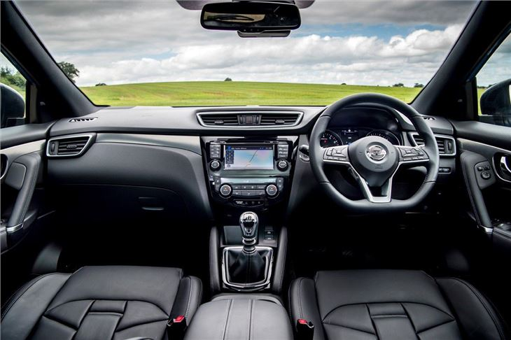 Interieur Qashqai 2007 Nissan Qashqai 2014 - Car Review - Interior | Honest John