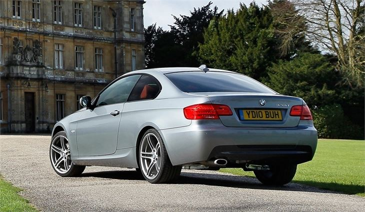 Stylish Car Wallpaper Bmw 3 Series Coupe 2006 Car Review Honest John