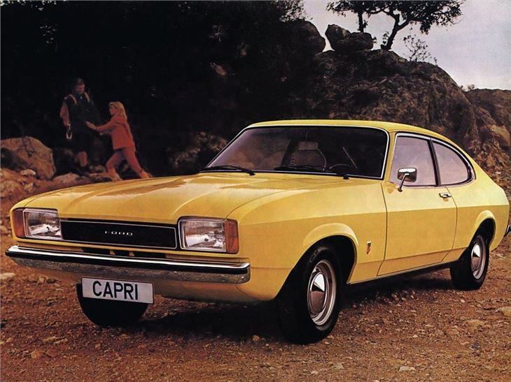 Classic Mustang Car Wallpaper Ford Capri Mk2 Classic Car Review Honest John