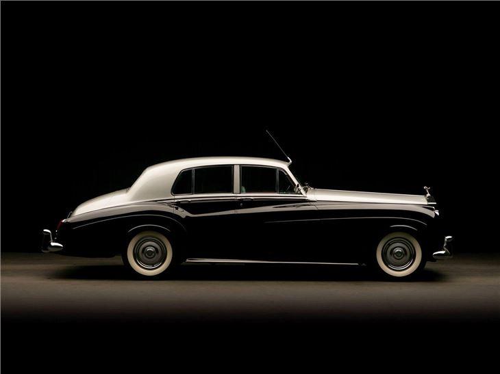 Car Steerying Wallpaper Rolls Royce Silver Cloud Ii Iii Classic Car Review