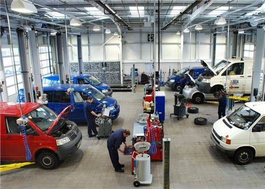 Van drivers urged to be aware of DPF problems Honest John