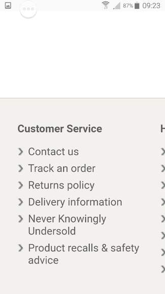 How to get a VAT receipt for LG cashback from John Lewis order LG