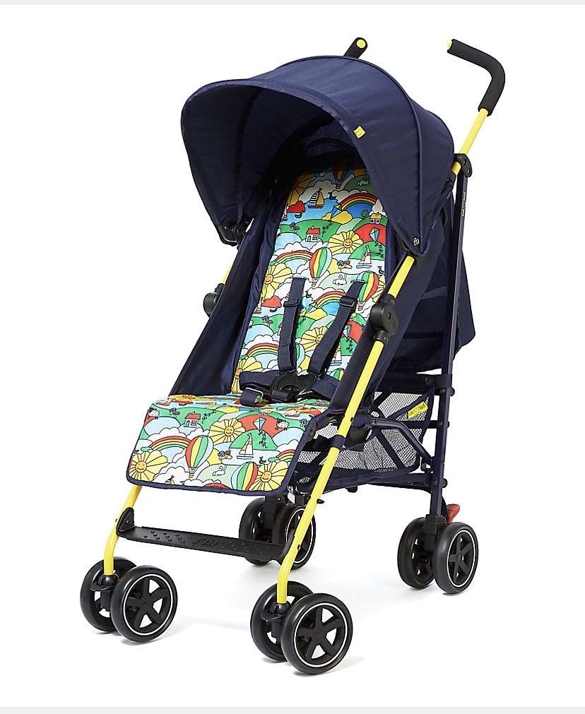 Joolz Pram Mothercare Nanu Little Bird By Jools Oliver Pushchair From Birth With