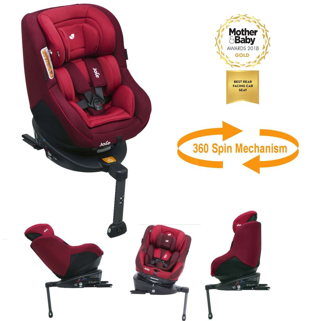 Joie 360 Isofix Installation Back In Stock In Black Joie Spin 360 1 Isofix Child Car