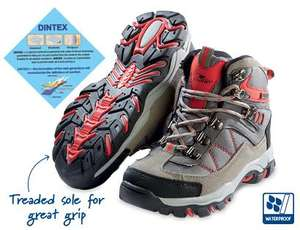 Fantastic Deal Kids Hiker Boots Down To 499 From 999